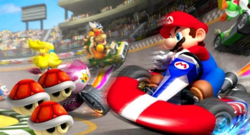 mario kart live game terbaik