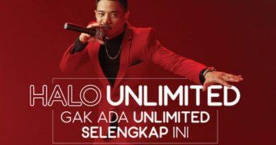Paket Halo Unlimited Telkomsel, Tawarkan Kuota Data Besar