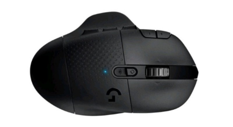 5. Logitech G604 Lightspeed mouse gaming terbaik
