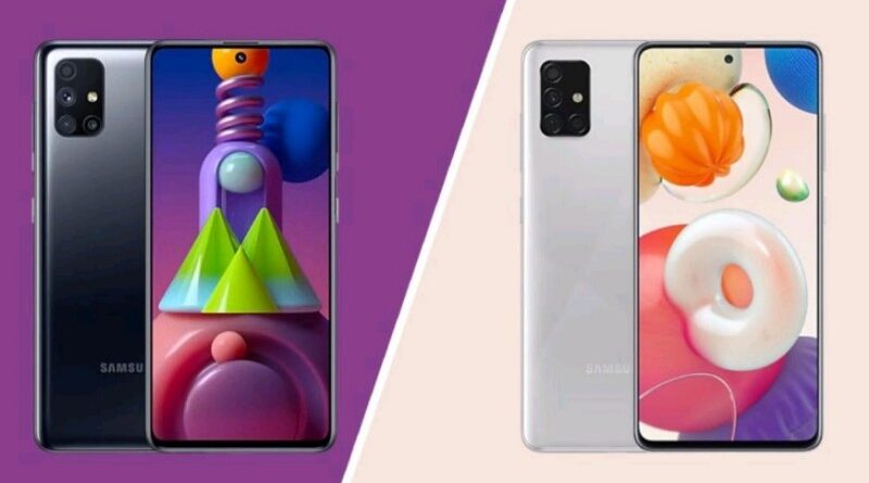 Samsung Galaxy M51 vs Samsung Galaxy A51 Pilih Mana