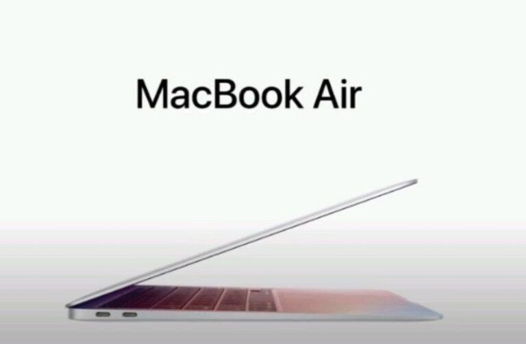 New MacBook Air (M1) 2020: Kelebihan, Harga dan Spesifikasi