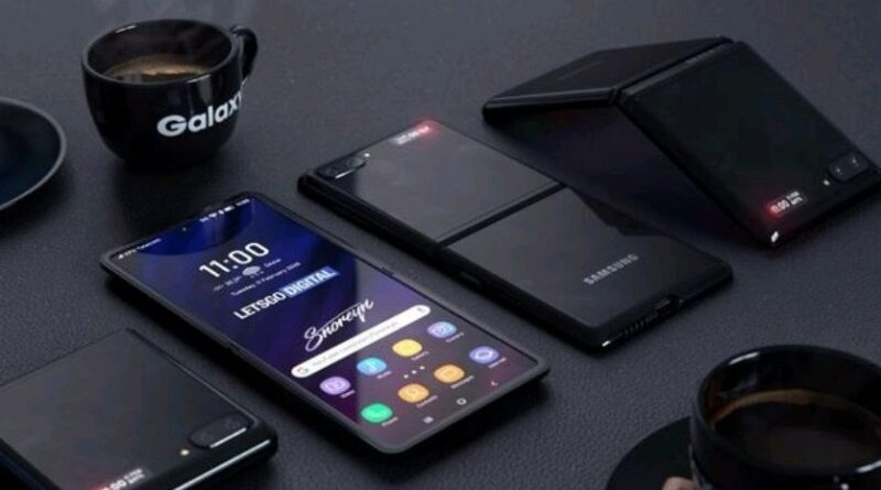 Samsung Galaxy Z Flip Lite, HP Lipat Murah Dengan UTG?