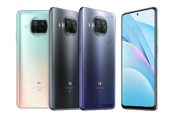 The Xiaomi Redmi Note 9 Pro 5G is the most wanted cellphone