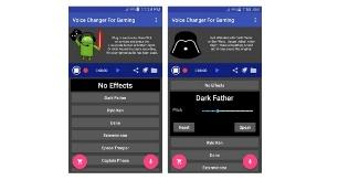 aplikasi pengubah suara android VoiceFX (MOBZAPP)