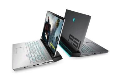 Alienware Area-51m laptop gaming terbaik