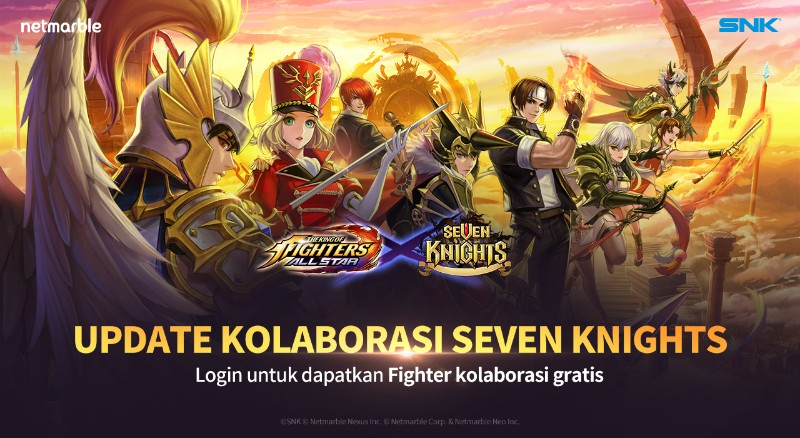 the king of fighter netmarble