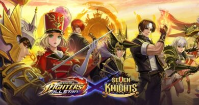 The King of Fighters Allstar Diserbu Hero Dari Seven Knights
