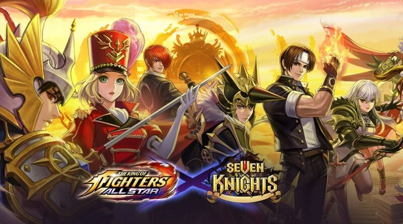 The King of Fighters Allstar Diserbu Hero Dari Seven Knights