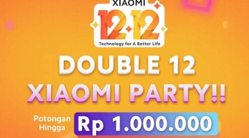 Xiaomi Gelar Promo12.12 Bing Bang Online Campaign