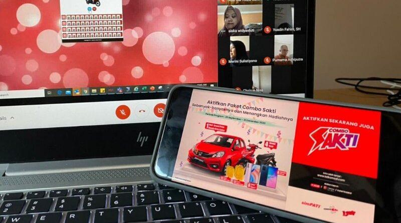 Telkomsel Umumkan Pemenang Hadiah Program Jawara Combo Sakti
