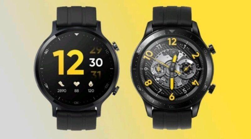 realme Watch S Pro Segera Serbu Indonesia