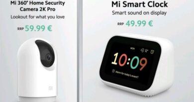 Xiaomi Rilis Mi 360 Home Security Camera 2K Pro & Mi Smart Clock