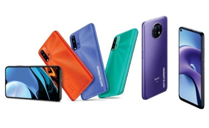 Redmi Note 9T & Redmi 9T: Harga, Spesifikasi dan Kelebihan HP Terbaru