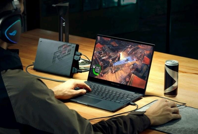 3 Laptop ROG Terbaru Diperkenalkan di CES 2021