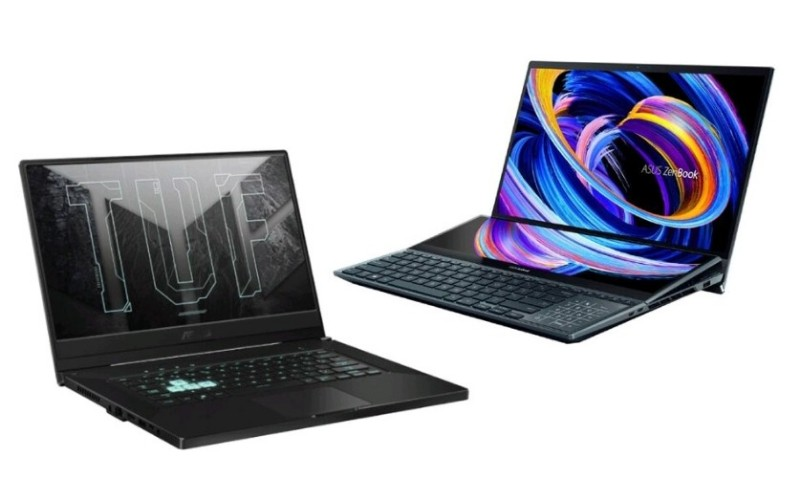 Jajaran Laptop ASUS Terbaru Ini Jadi Andalan di 2021