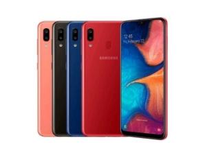 HP Samsung Galaxy A20