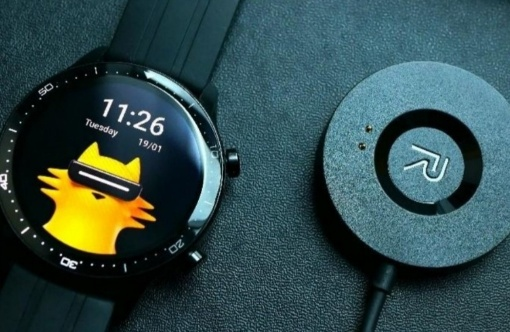 Unboxing realme Watch S Pro