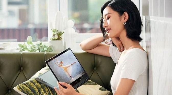 laptop asus Zenbook Flip 13