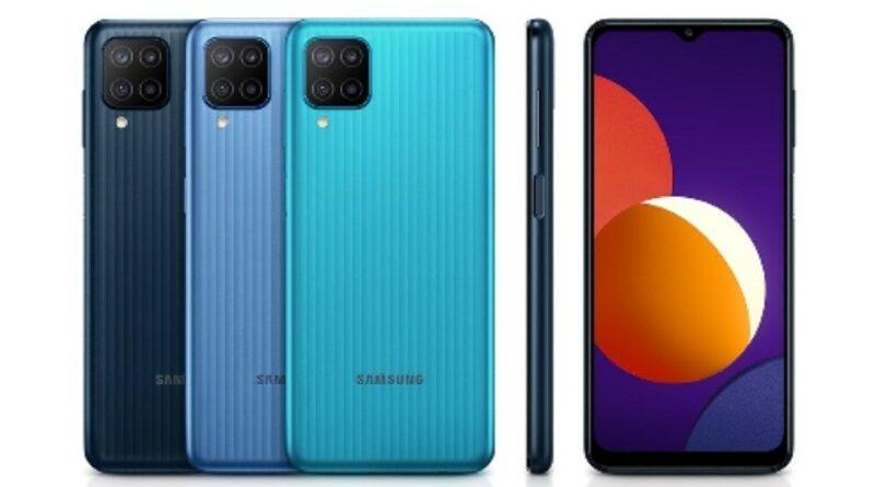 Samsung Galaxy M12 harga dan spesifikasi