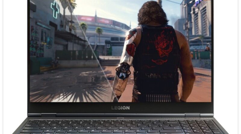 Lenovo Legion Slim 7i: Laptop Gaming GeForce RTX 15 Inci