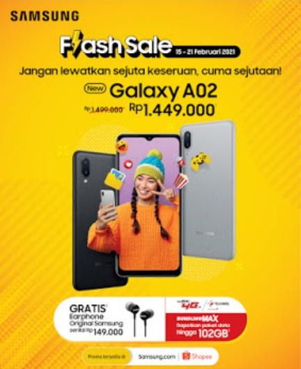 harga samsung galaxy a02