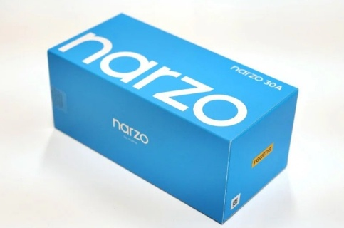 realme Narzo 30A Hadir 3 Maret