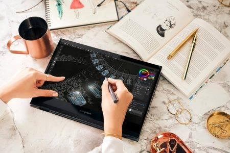 laptop asus Zenbook Flip S