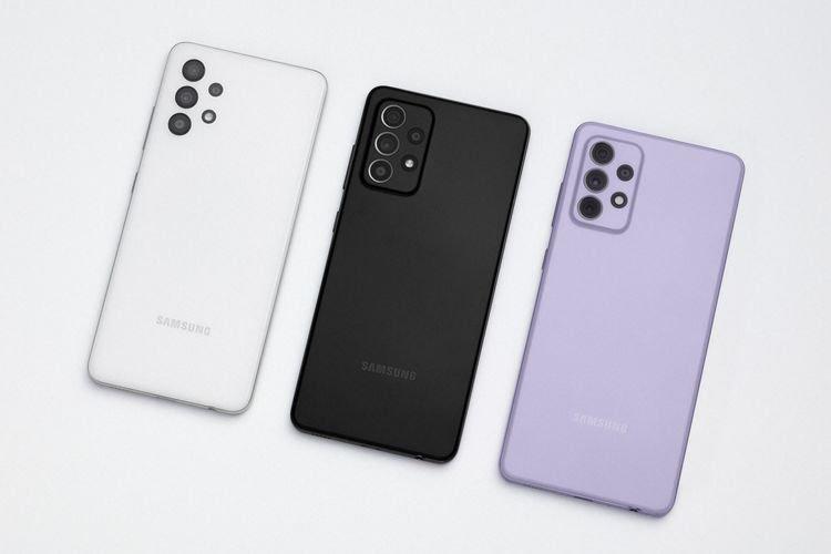 Harga 4 Jutaan, Kelebihan Samsung Galaxy A52 | A72 Tahan Debu & Air
