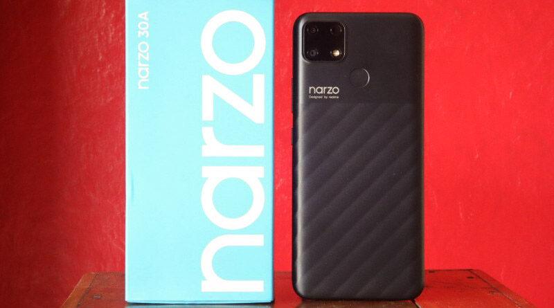 Review Realme Narzo 30A: Kelebihan, Kekurangan, Harga & Spesifikasi HP