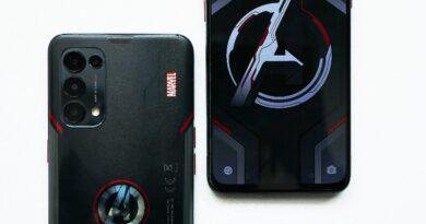 OPPO Reno5 Marvel Avengers Edition Resmi Diperkenalkan