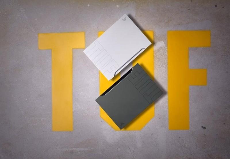 TUF Dash F15 (FX516) Laptop TUF Paling Tipis