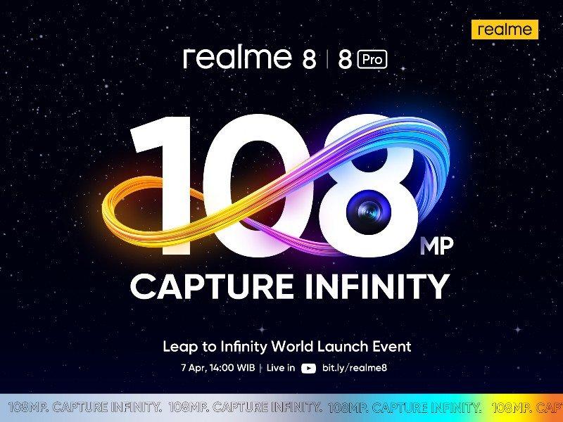 Realme 8 Series Siap Kuasai Pasar Mid End