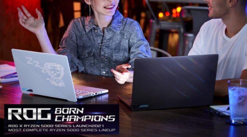 Laptop ROG Terbaru Semakin Powerful dan Stylish