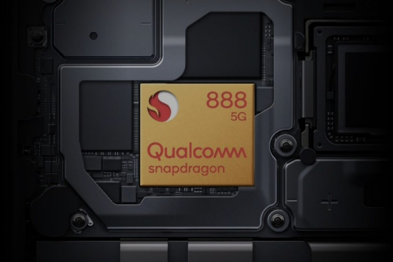 Chipset Snapdragon 888