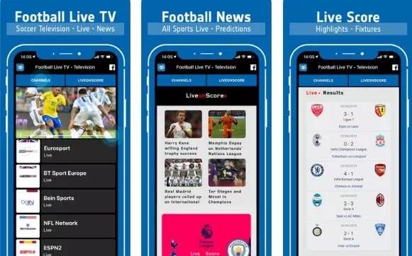 jadwal siaran bola live streaming