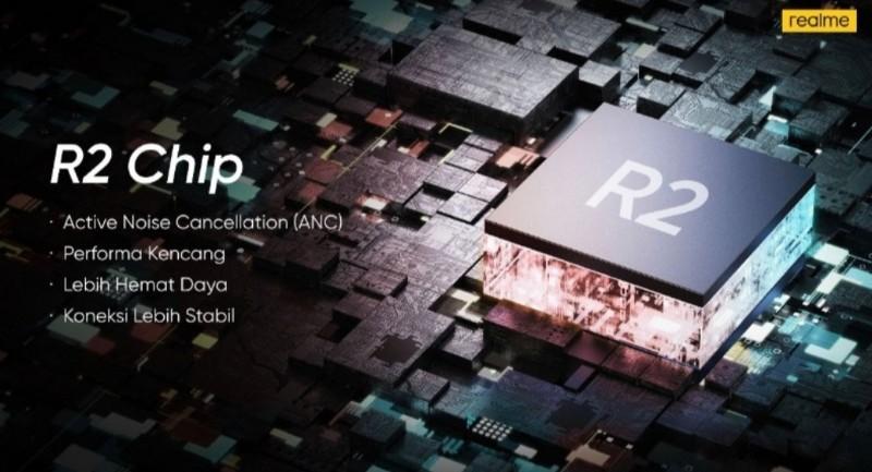 chipset realme buds air 2