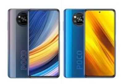 Ponsel Poco X3 Pro dengan Poco X3 NFC