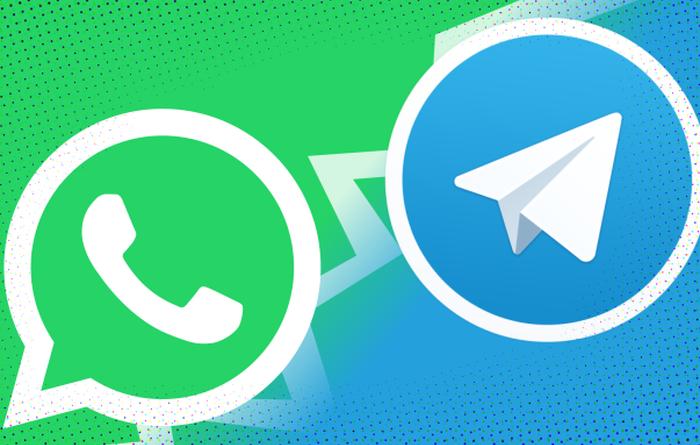 Transfer Pesan Whatsapp ke Telegram