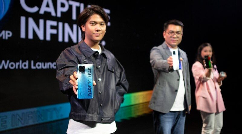Launching Realme 8 Series