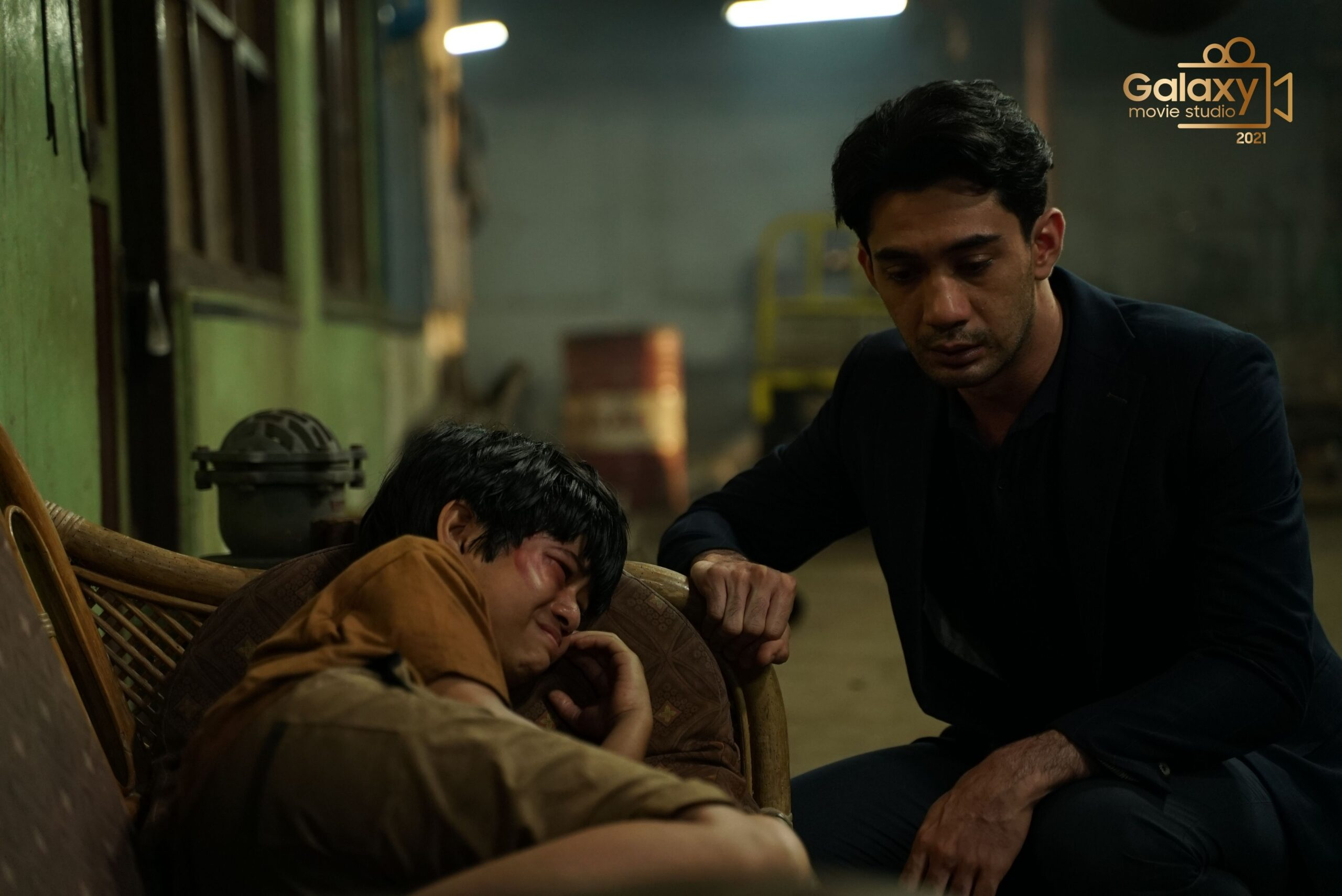 "Intip Trailer Film Epic Galaxy Movie Studio 2021 ""Konfabulasi"""