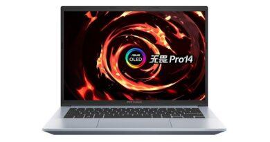 Asus VivoBook Pro 14 dengan CPU AMD Ryzen 5000 Series & Layar OLED Diluncurkan