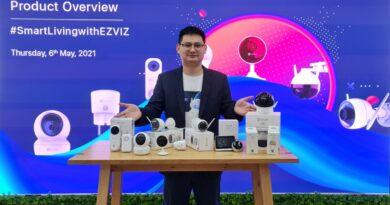 EZVIZ Luncurkan Berbagai Produk Smarthome di Tahun 2021