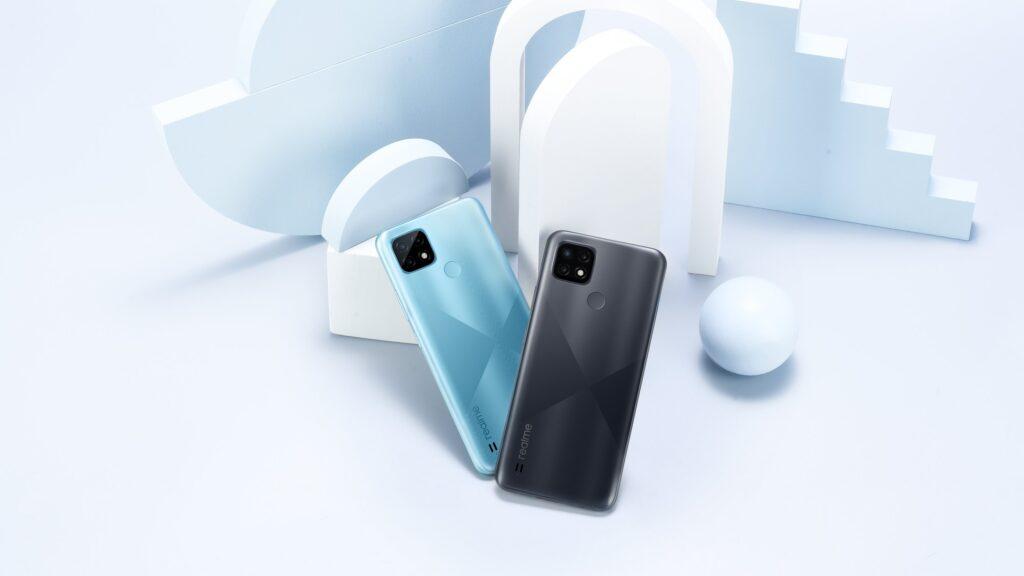 smartphone realme c21