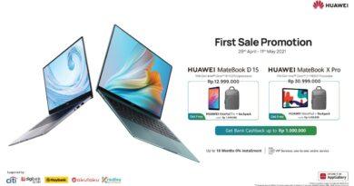 HUAWEI MateBook X Pro dan HUAWEI MateBook D15