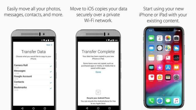 Cara Memindahkan Kontak HP Android ke iPhone