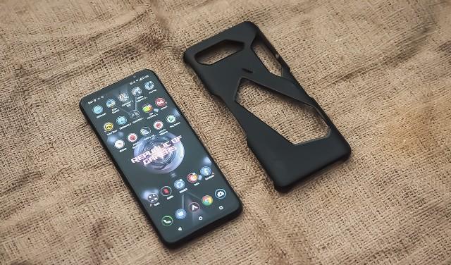 display asus rog phone 5