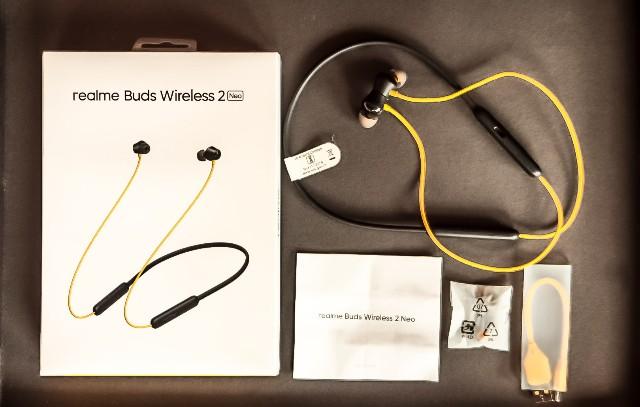 harga dan spesifikasi realme buds wireless 2 neo