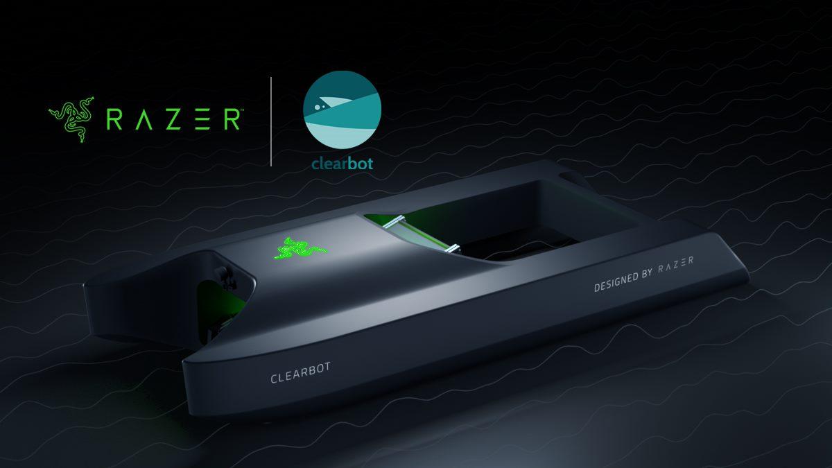Razer jalin kerja sama dengan Clearbot