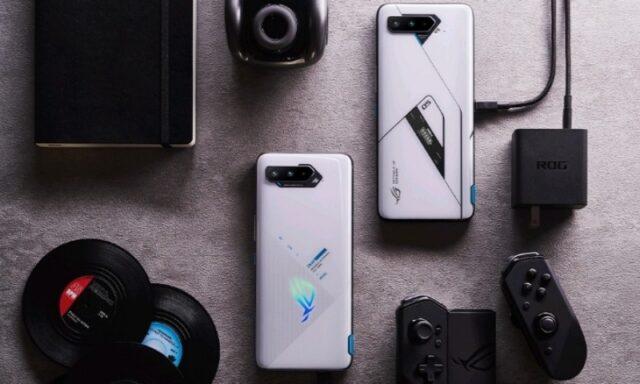 Harga & Spesifikasi ASUS ROG Phone 5 Series