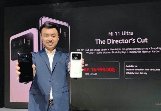 Ini Harga & Spesifikasi Xiaomi Mi 11 Ultra Buat Indonesia
